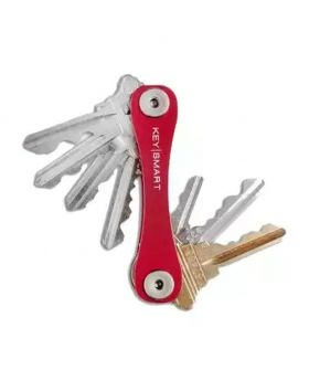 Compact Key Organizer – Red