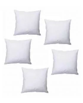 5 Pcs Poly Filler Cushion Set- 18x18 inch