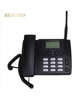 ETS3125i Single SIM GSM Wireless Telephone - Black