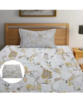 High Quality King Size Bed Sheet With 2pcs  Pillow Cover-HFF001(Exported)