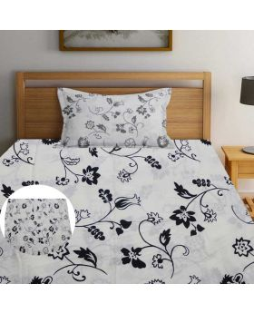 High Quality King Size Bed Sheet With 2pcs  Pillow Cover-HFF010 (Exported)