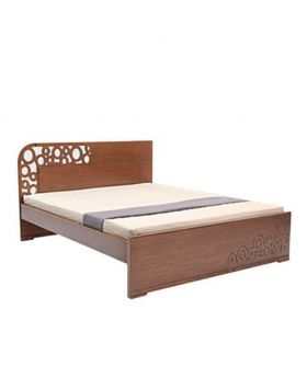 Malaysian MDF Wood Bed --- Lacquer Polish