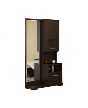 DR 40 - Malaysian Process Wood Dressing Table - Dark Brown