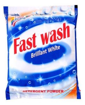 Fast Wash Detergent Powder 500gm
