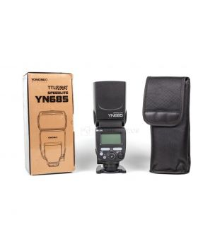 YONGNUO  YN685 TTL SPEEDLITE Flash With High Speed Sync Up to 1/8000