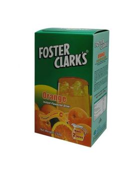 Foster Clark's IFD 250g Orange Pack