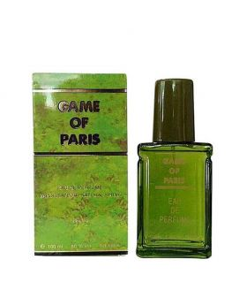 Game of paris 100ml perfume