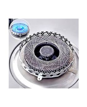 Gas Saving Net - Silver
