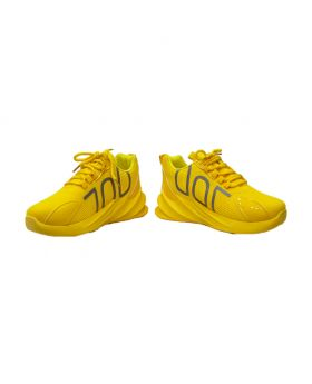 High-Quality Stylish China Yellow Sneaker For Men