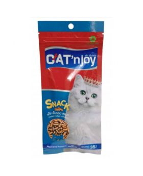Cat n  Joy Snack Macherel 35g