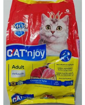 Cat n Joy Chicken & Tuna 3kg