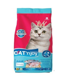 Cat n Joy Ocean Fish Mix  7kg