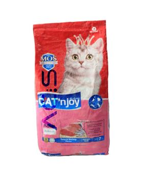 Cat n Joy Tuna & Shrimp 7kg