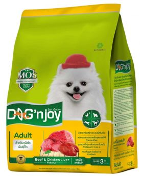 DOG n Joy Beef & Chicken Liver 3kg