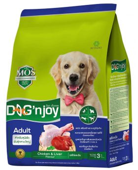 Dog n Joy Small Breed Chicken & Liver 3kg