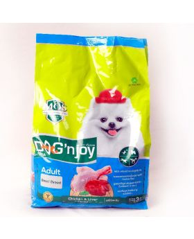 Dog n Joy Small Breed Beef and Chicken Liver 3kg