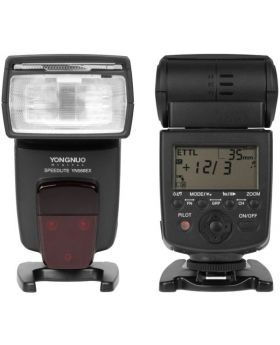 YONGNUO  YN568EX TTL SPEEDLITE Flash With High Speed Sync Up to 1/8000