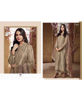 IZARRA ESTA DESIGN ETHNIC WEAR FANCY SALWAR KAMEEZ Salwar Suits Collection