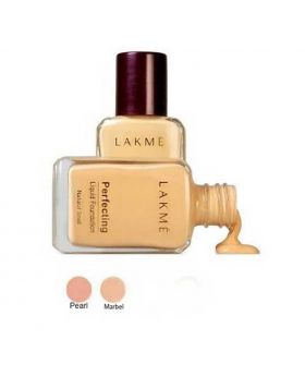 Lakme Perfecting Liquid Foundation Marble & Pearl -27ml