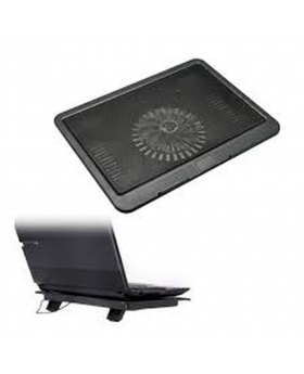 Laptop Cooler Pad T8 - Black