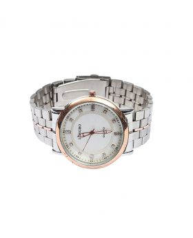 Longbo LB04202-0044 Stainless Steel & Stainless Steel  Belt Analogue Watch For Men