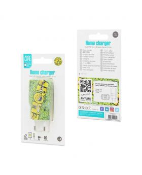 Any Life Home Charger-Light Green