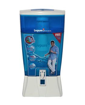 Livpure Brahma Gravity Water Purifiers