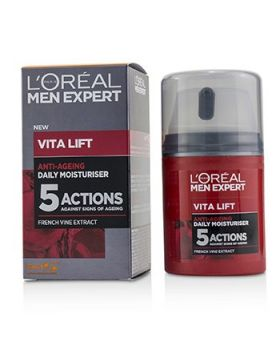 L'Oréal Men Expert Vita Lift 5 Anti Ageing Moisturizer - 50 ML
