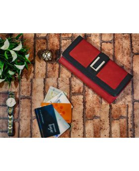 Red Color Ladies wallet