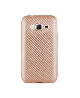 Haimen Gold Back Case for Samsung Galaxy J1 bogo