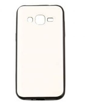 Hallsen Black Back Case for Samsung Galaxy J2 bogo