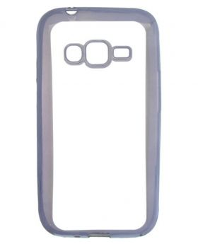 Hallsen Black Back Case for Samsung Galaxy J1 bogo