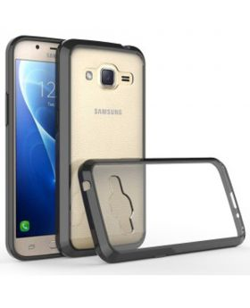 Hallsen Black Back Case for Samsung Galaxy J2 (2016) bogo