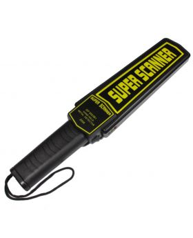 Super Scanner MD3003B1 Hand Held Metal Detector