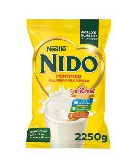 Nido Fortified Milk Powder Full Cream 2250gm-pack
