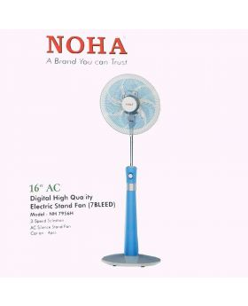 NOHA NH 7956H Stand Fan (7 Bleed)