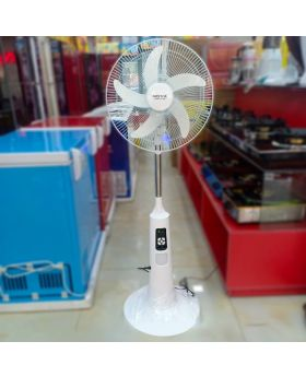 Nova Rechargeable Fan with Solar Function NV-3062