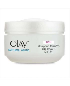 Olay Natural White Rich all in One Fairness Day Cream 50gm