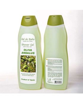 Oliva Andalus Shower Gel(BOGO)