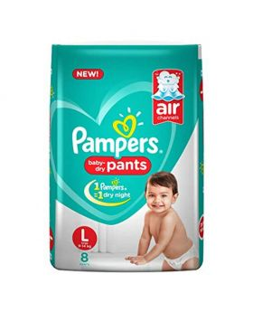 Pampers Extra Large Size Diapers Pants (7 Count)