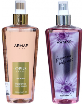 Armaf - Body Spray - 200ML - Opus (W) Luxe