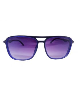 Police Replica Blue-Matte Black Sunglass for Men