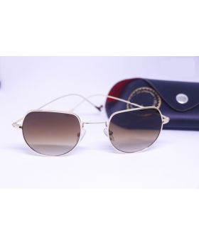 Metal-Plastic Mixed Color Sunglass for Men