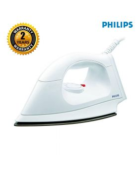Philips Black and Silver Dry Iron-HD1134/28