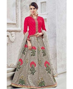 Gorgeous Georgette 3 pcs 1