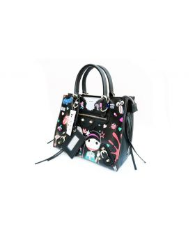 Black Color Designer Hand Bag for Women