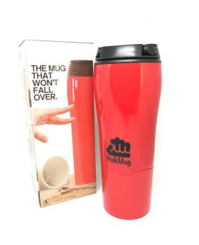 Red Color Mighty Smartgrip Mug