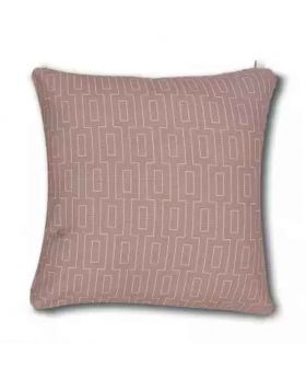 Polly Filler Cushion & Cotton Cover Set - Rose
