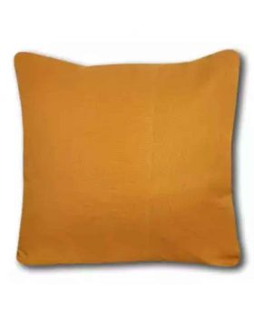 Polly Filler Cushion & Cotton Cover Set - Yellow