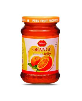 Pran Sugar Free Orange Jelly-500gm